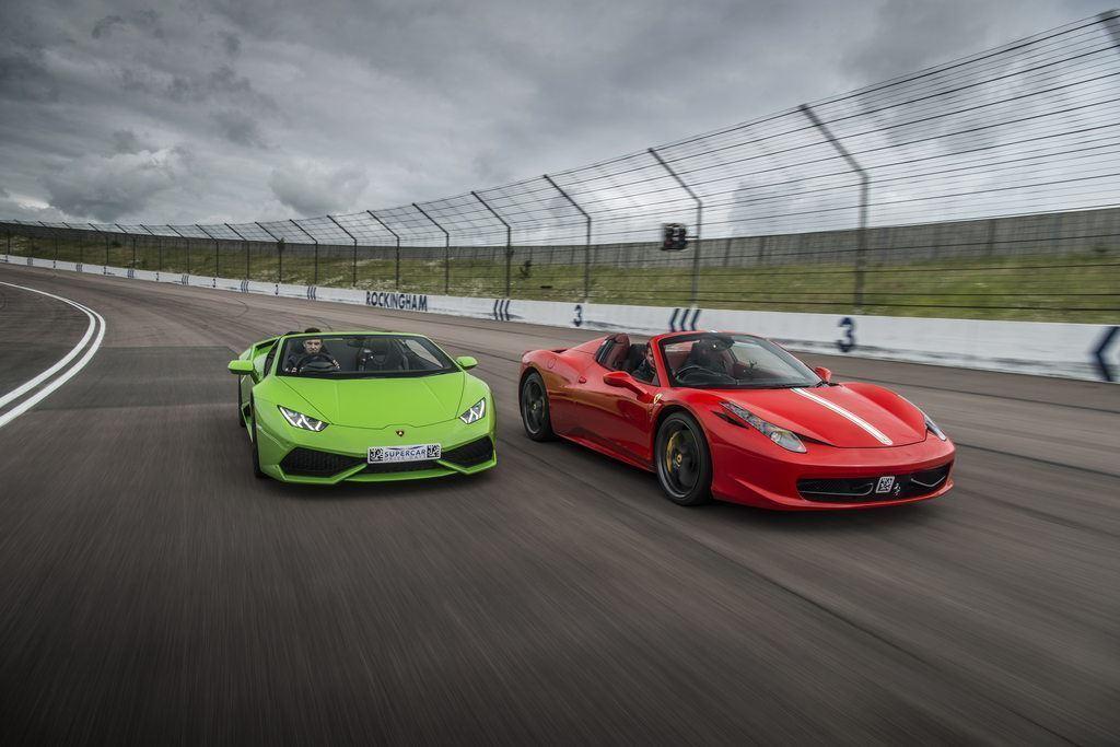 Ferrari-458-vs-Lamborghini-Huracan
